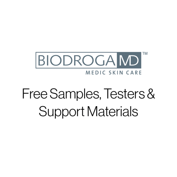 BiodrogaMD™ Samples, Testers & Support Materials