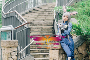 [Cosplayflying]  Cosplay Recommened——Disney Zootopia Police Officer Bunny Judy Cosplay Costume Full Set