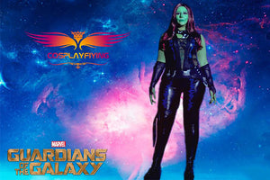 Cosplay Review – Marvel Avengers Guardians of the Galaxy Gamora Cosplay Costume by Miku Chu Cosplay