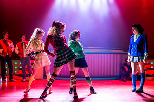 [Cosplayflying]  Cosplay Recommened——Heathers The Musical Heather Duke&Chandle&McNamara&Veronica  Cosplay Costume