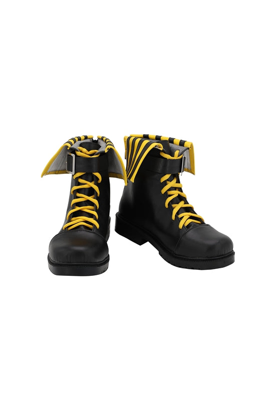 Anime Bungou Stray Dogs Nakahara Chuuya Cosplay Shoes Boots Custom Made for Adult Men and Women Halloween Carnival