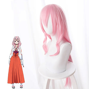 Anime Comics That Time I Got Reincarnated As A Slime Shuna Pink Cosplay Wig Cosplay for Adult Women Halloween Carnival