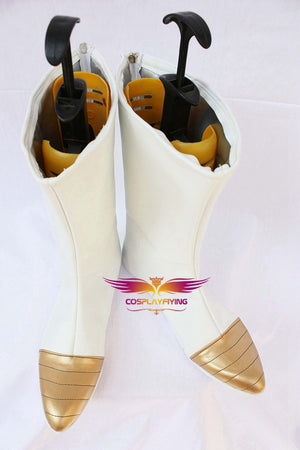 Anime Dragon Ball Vegeta Cosplay Shoes Boots Custom Made for Adult Men and Women Halloween Carnival