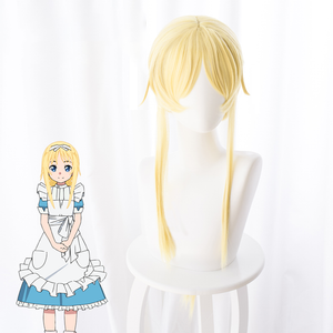 Anime Game SAO Sword Art Online Alicization Alice Synthesis Thirty Cosplay Wig Cosplay for Adult Women Halloween Carnival