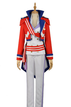 Anime Game Virtual Idol Group B,project Nome Tatsuhiro Stage Uniform  Cosplay Costume for Carnival Halloween
