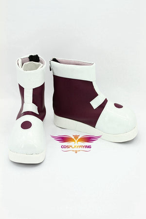 Anime HUNTER×HUNTER Killua Zoldyck Cosplay Shoes Boots Custom Made for Adult Men and Women Halloween Carnival