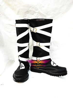 Anime HUNTER×HUNTER Kulolo lushilufelu Cosplay Shoes Boots Custom Made for Adult Men and Women Halloween Carnival