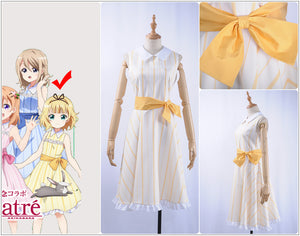 Anime Is the order a rabbit? x Atre Summer Resort Kirima Syaro Cosplay Costume