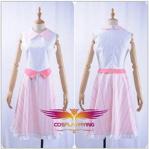 Anime Is the order a rabbit? x Atre Summer Resort Natsu Megumi Cosplay Costume