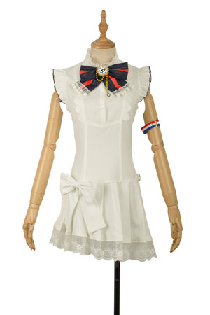 Love Live! Circus Unawakened Aqours Ohara Mari Cosplay Costume for Halloween Carnival