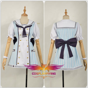 Anime Love Live! Pirate Unawakened Maki Nishikino Cosplay Costume