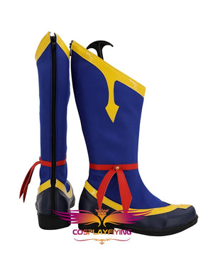 Anime Pretty Cure Precure Cure Magical Izayoi Riko Cosplay Shoes Boots Custom Made for Adult Men and Women Halloween Carnival
