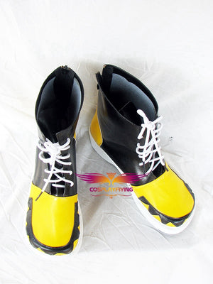 Anime SOUL EATER Cosplay Shoes Boots Custom Made for Adult Men and Women Halloween Carnival
