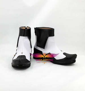 Anime Sword Art Online Ordinal Scale Kirigaya Kazuto Cosplay Shoes Boots Custom Made for Adult Men and Women Halloween Carnival
