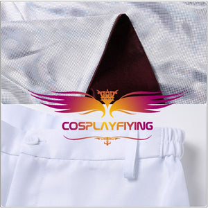 Anime Uta No Prince Sama Jinguji Ren Stage Cosplay Costume Custom Made for Adult Men Outfit Carnival Halloween
