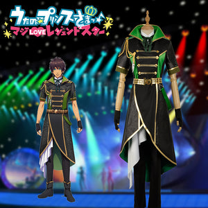 Anime Uta No Prince Sama Season 4 Aijima Seshiru Stage Cosplay Costume for Carnival Halloween
