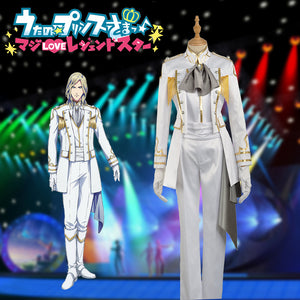 Anime Uta No Prince Sama Season 4 Camus Stage Cosplay Costume for Carnival Halloween