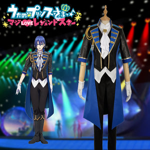 Anime Uta No Prince Sama Season 4 HIjirikawa Masato Stage Cosplay Costume for Carnival Halloween