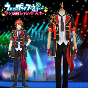 Anime Uta No Prince Sama Season 4 Ittoki Otoya Stage Cosplay Costume for Carnival Halloween