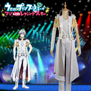 Anime Uta No Prince Sama Season 4 Kurosaki Ranmaru Stage Cosplay Costume for Carnival Halloween