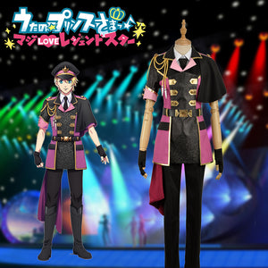 Anime Uta No Prince Sama Season 4 Kurusu Syo Stage Cosplay Costume for Carnival Halloween