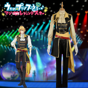 Anime Uta No Prince Sama Season 4 Shinomiya Natsuki Stage Cosplay Costume for Carnival Halloween
