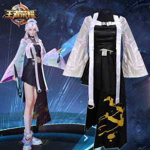 Arena Of Valor: 5v5 Arena Game KPI Shangguan Wan'er Cosplay Costume Halloween Carnival Party