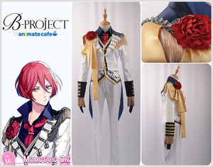 B-project THRIVE Moons Wanzai Momotarou Paradise Stage Cosplay Costume