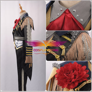 B-project THRIVE Yuuta Ashuu Paradise Stage Cosplay Costume Outfit Clothing Adult Male Men Uniform