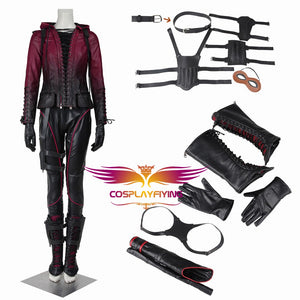 DC Comics Arrow Speedy Thea Queen Version B Cosplay Costume for Halloween Carnival