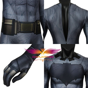DC Movie Batman vs Superman: Dawn of Justice Bruce Wayne Cosplay Costume Halloween Carnival Luxurious Version