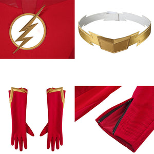 DC Comics JLA Justice League The Flash Barry Allen Full Set for Halloween Carnival