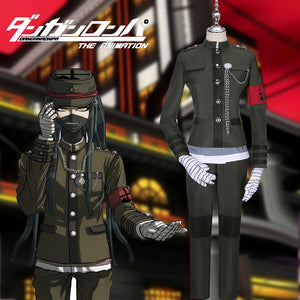 Danganronpa V3 Dangan Ronpa Korekiyo Shinguji Uniform Cosplay Costume Halloween Carnival