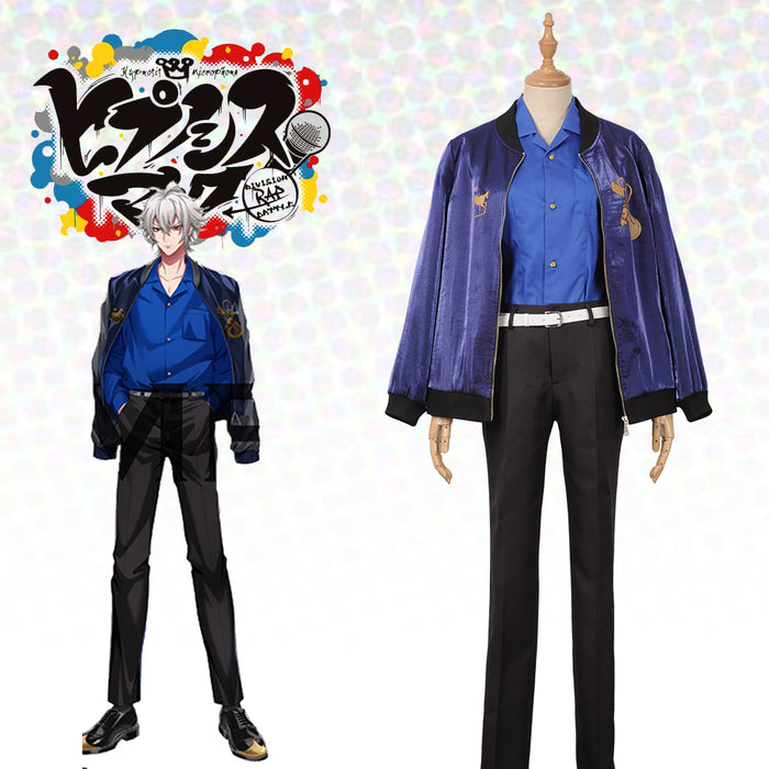 Division Rap Battle Hypnosis Mad Trigger Crew Samatoki Aohitsugi Cosplay Costume Custom Made