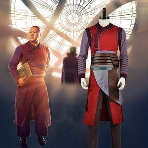 Doctor Strange 2 WONG Cosplay Costume Doctor Strange 2 Cosplay Costumes