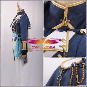 Ensemble Stars ES knights CD 4 Sakuma Ritsu Male Men Uniform Cosplay Costume Outfit