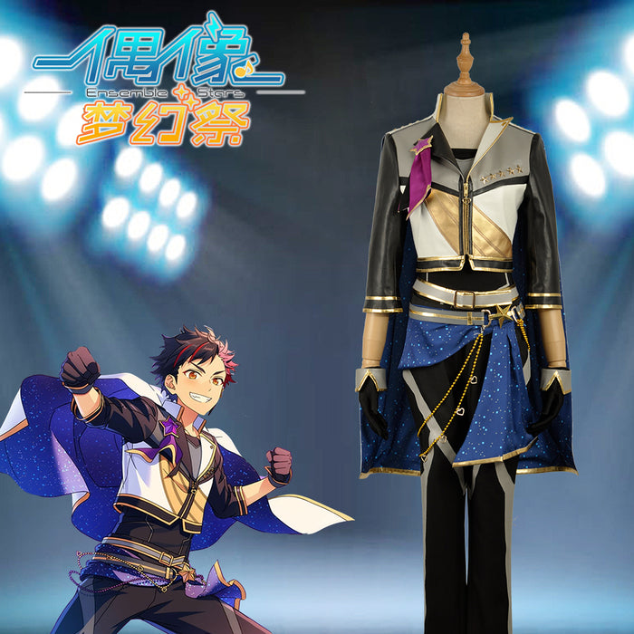 Ensemble Stars Meteor Team Nagumo Tetora Cosplay Costume Custom Made for Boys Adult Men Outfit Carnival Halloween