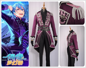 Ensemble Stars Music Strongest Unit fine Hibiki Wataru Cosplay Costume Stage Costume Men Outfit