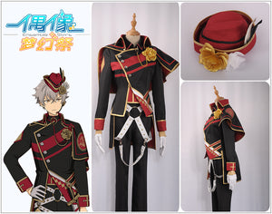 Ensemble Stars Oogami Koga Cosplay Costume Men Outfit Stage Costume Full Set