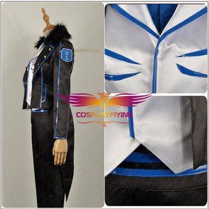 FGO Fate/Grand Order Saber King Arthur Evening Suit Cosplay Costume Adult Men Suit Uniform Clothing