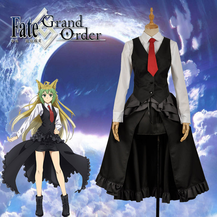 Fate/Apocrypha Fate/Grand Order Archer Atalanta Adult Women Outfit Cosplay Costume