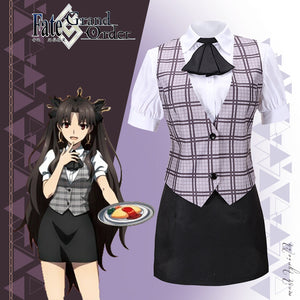 Fate Grand Order X Sweets Paradise Ishtar Cosplay Costume Halloween Carnival