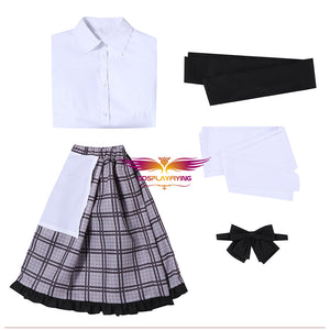 Fate Grand Order X Sweets Paradise Mash Kyrielight Cosplay Costume Halloween Carnival