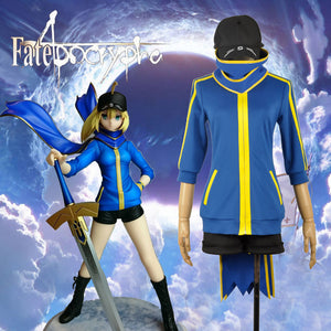 Fate/Grand Order Servant Universe Assassin Mysterious Heroine X Outfit Uniform Cosplay Costume