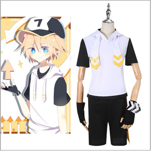 Game Anime Aotu World King Cosplay Costume Custom Made for Adult Halloween Carnival