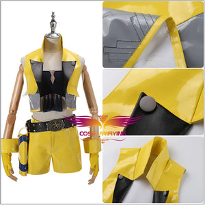 Game Fate Grand Order FGO Starwar Archer Ishtar Cosplay Costume Halloween Carnival Party