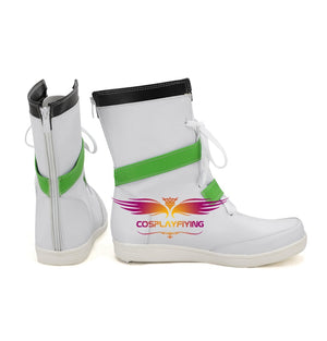 Game Anime Ensemble Stars SWITCH Natsume Sakasaki Cosplay Shoes Boots Custom Made for Adult Men and Women Halloween Carnival