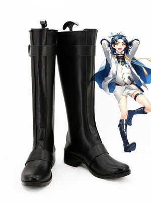 Game Anime ONLINE Touken Ranbu Online Taikokane Sadamune Cosplay Shoes Boots Custom Made for Adult Men and Women Halloween Carnival