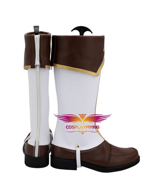 Game Anime Princess Connect! Re:Dive Pecorine Cosplay Shoes Boots Custom Made Adult Men Women Halloween Carnival