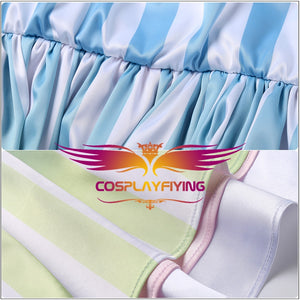 Game Anime Puella Magi Madoka Magica Magia Record Minami Rena Fancy Dress Cosplay Costume Carnival Halloween